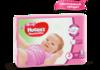 Подгузники Huggies (Хаггис) Ultra Comfort 3 №56 5-9кг для девочек
