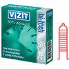 """Презервативы """"Vizit""""""""30% дольше"""" №3 c кольцами с анестетиком"""